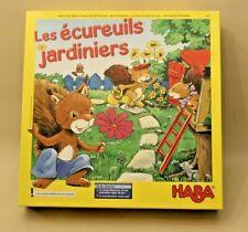 Les écureuils jardiniers - HABA - jeu de société bois pour enfants de 4 à 8 ans