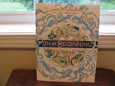 """""""In The Beginning"""" Adult Coloring Book (Majestic Expressions)New Great Gift Idea"""