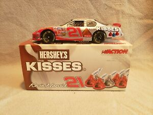 2004 Busch Grand National Series #21 Kevin Harvick Hershey Kisses 1/24 Action