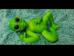 Silicone Baby Doll Alien Nova