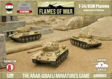 Battlefront FoW Arab-Israeli  T-34/85M Platoon SW