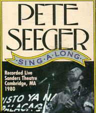 PETE SEEGER Singalong Sanders Theatre 1980 Abiyoyo