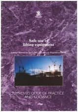 Safe Use of Lifting Equipment: Lifting Operations and Lifting-ExLibrary