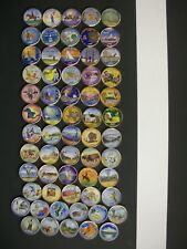 1999-2010 Complete Set of Colorized Quarters