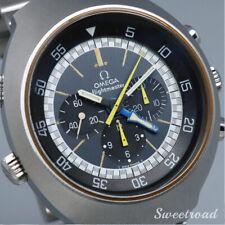 Omega Flightmaster Ref.145.036 Cal.911 Manuell Handaufzug Authentisch Herren Uhr