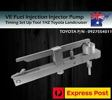 VE Fuel Injection Injector Pump Timing Set Up Tool 1HZ Toyota Landcruiser