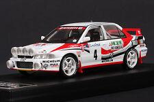Mitsubishi Lancer Evo #4 1993 Monte Carlo Rally -- HPI #8542 1/43