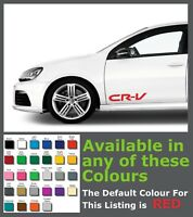 Honda CR-V Side Premium Decals/Stickers x  2