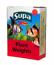 Aquarium Plant Weight Supa 10 Pack Of Lead Strips