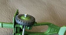 DINKY MILITARY # 686 2 TIRES  FOR 25 POUNDER  Artillery Gun  CORRECT ISSUE SIZE
