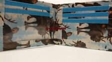Duct Tape Wallet FROZEN WITH KRISTOFF AND SVEN ALL OVER IT Handmade