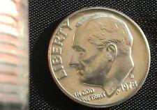 1978-D Denver Mint Roosevelt Dime BU