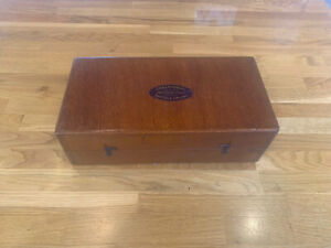 Vintage Chesterman Vernier Height Gauge No 367 Boxed