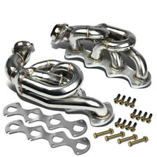 Fit 05-10 Ford Mustang Gt 4.6 V8 Stainless Shorty Racing Header/Exhaust Manifold