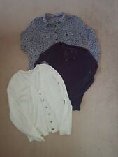 Bundle Girls Top, Blouse And Cardigan Size S - H&M Fat Face - age 15