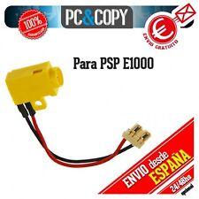 CONECTOR DE CARGA DC POWER JACK PSP E1000 ENCHUFE CARGADOR PSP E1000 DC SOCKET