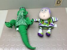 Toy Story Buzz Lightyear & Rex Puppets