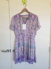 Spell Poinciana Playdress Lilac Size M