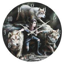 Power of Three Horloge Murale Par ANNE STOKES - Marque Neuf et Emballé