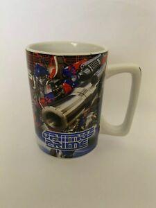 Transformers Kinnerton Coffee Mug 2007 Hasbro Pre Owned VGC