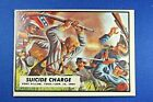 """1962 Topps Civil War News - #60 """"Suicide Charge"""" - Ex+++ Condition"""