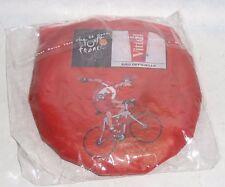 """VITTEL EAU Frisbee de poche """"Le Tour de France 2013 100ème"""" cyclisme neuf"""