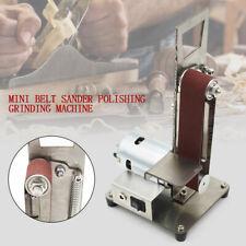 DIY Mini Belt sander Knife Apex Edge sharpener Polishing Grinding Machine