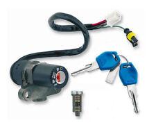 Gilera DNA 125 180 Ignition Barrel Lock Set & Keys 50cc 125cc 180cc