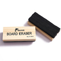 Blackboard Whiteboard Eraser Rubber Chalkboard Duster Cleaner School Supply New