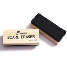 Blackboard Whiteboard Eraser Rubber Chalkboard Duster Cleaner School Supply New
