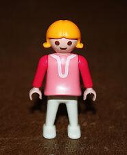 Playmobil époque victorienne enfant fillette robe rose mariage 5339 3068