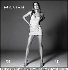 Mariah Carey Very Best Greatest Hit Singles Collection RARE 1998 CD 90's R&B Pop
