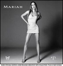 Mariah Carey Very Best Greatest Hit Singles Collection RARE 1998 CD 90's R&B Pop