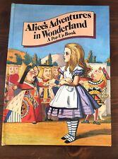 ALICE'S ADVENTURES IN WONDERLAND Pop-Up Book James Roger Diaz