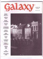 GALAXY #1 - 1994 Science Fiction fanzine, Vincent Price obit by Forrest Ackerman