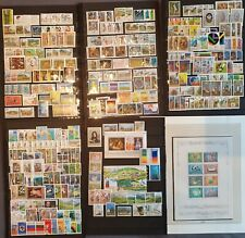 Liechtenstein 1996-2006, Sammlung mit Blocke MNH postfrisch - Nominale 459,10 Fr