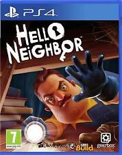 Hello Neighbor Ps4 Game - Fast DISPATCH