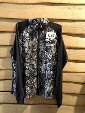 Badlands Ovis Merino Sweater Mid-Layer Approach FX Camo Teflon Shield Sz:large