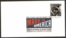 US 4801a Made in America Airplane Mechanic DCP FDC 2013