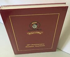 NEW GOOD SAM CLUB WEST RVING BOOK,40TH ANNIVERSARY MEMBER YEARBOOK  2007 SEALED