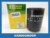 Oil Filter Tecneco Filters Daihatsu Taft Mitsubishi Galant L300