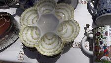 Christian DIOR - 12 Assiettes à coquillages ou huitres