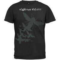 Eighteen Visions - Creepy Adult Mens T-Shirt