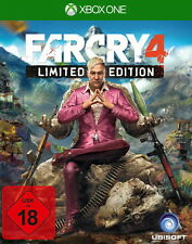 Far Cry 4 -- Limited Edition (Microsoft Xbox One, 2014, DVD-Box)
