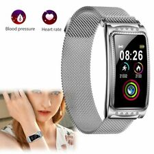 Women Smart Watch Fitness Tracker Heart Rate Monitor Handsfree Calling for LG G7
