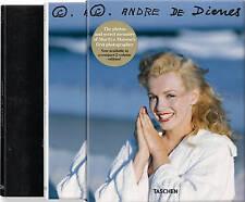 MARILYN: PHOTOGRAPHS; MEMOIRS., Dienes, Andre de (edit Steve Crist & Shirley T.