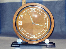 Antique, Post - 1900 Wooden Art Deco Collectable Clocks