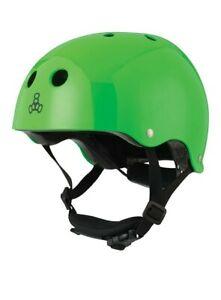 Triple Eight LIL 8 Dual Certified Sweatsaver Kids Skateboard and Bike Helmet...