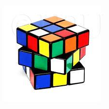 3x3×3 Magic Cube Super Smooth Fast Speed Rubix Rubiks Puzzle Twist Classic Gift