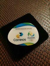 Olympic Pin: Correios Olympic Pin 2016 Rio Olympic Sponsor Correios Olympic Pin